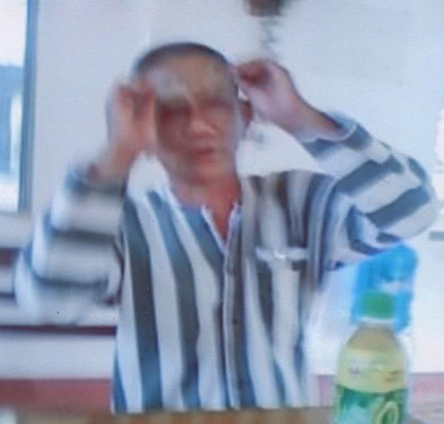 Nguyen Huu Cau in Z30A prison camp
