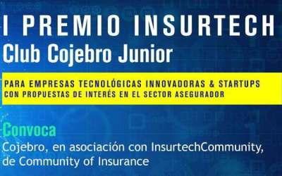 Premio Insurtech Club Cojebro Junior