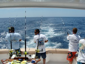 Marina Pez Vela just hosted the Quepos Billfish Cup