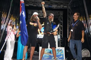 Top Angler: Craig John White (Whitey) representing the Shimano West Australian Open