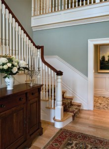 Wall paint: French Grey