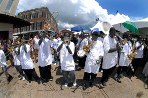 Second Line Parade