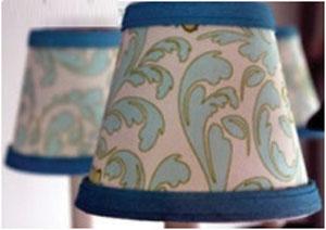 New lampshades