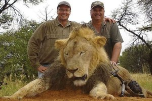 Cecil and his killers