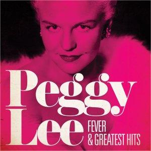 Peggy Lee album cover