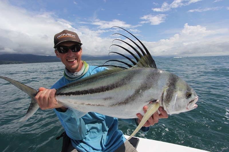 Target Roosterfish Inshore