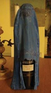 Bottle burka