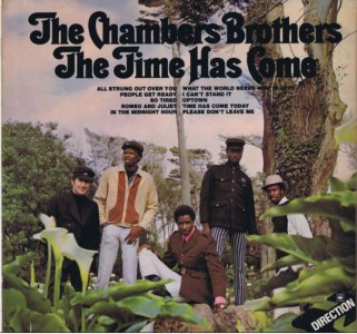 Chambers Brother album