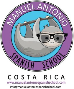 Manuel Antonio Spanish School logo