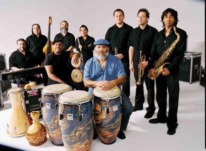 Poncho Sanchez band