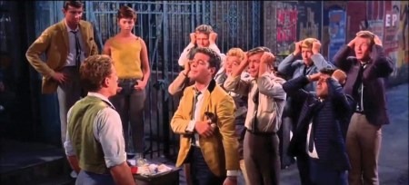 Scene from West Side Story