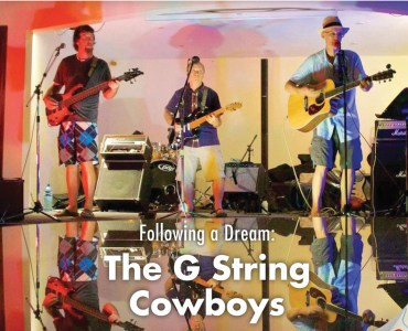 G-String cowboys