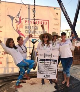 Pescadora winners