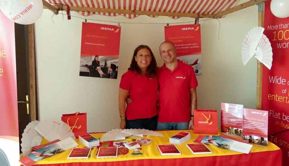 Promotiekleding Iberia