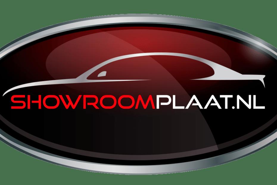 Het logo van Showroomplaat.nl, onderdeel van QuErCo Reclame