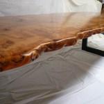 Pippy Oak Slab with Metal Base (8)