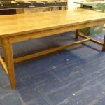 Handmade Oak Table