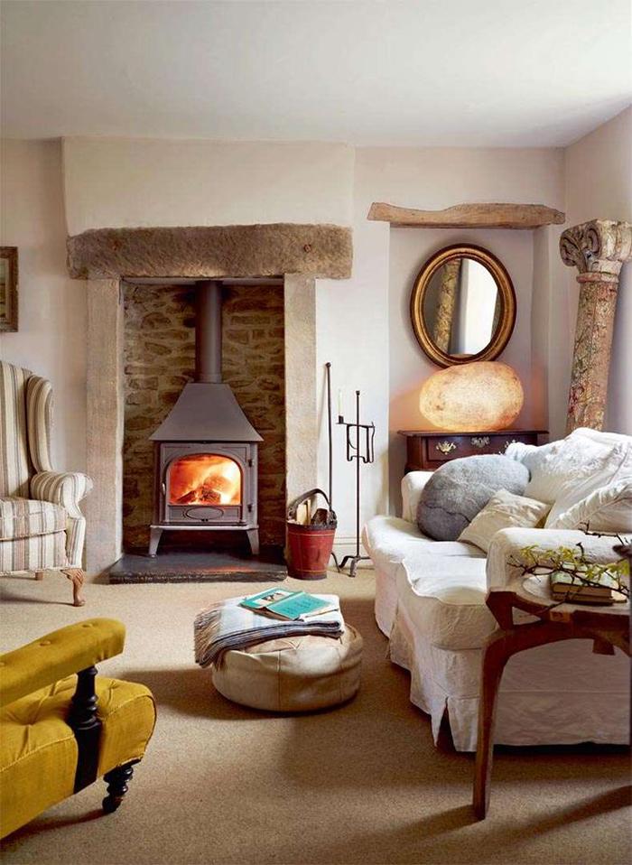Cottage Living Ideas