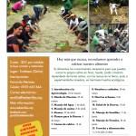 Participa en el curso de Huertas Ecológicas