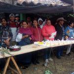 La escuelita desde Pimampiro para un sano alimento