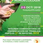 VII Congreso Latinoamericano de Agroecología será en Ecuador