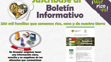 Boletin Campaña Consumo responsable