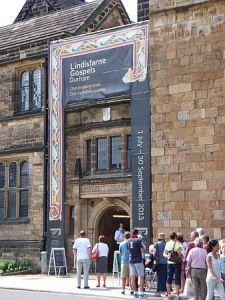 Lindisfarne Gospels Exhibition