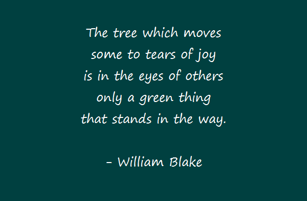 Blake - The Tree