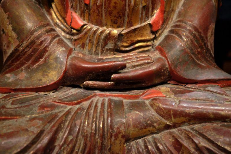 bouddha zen (detail)