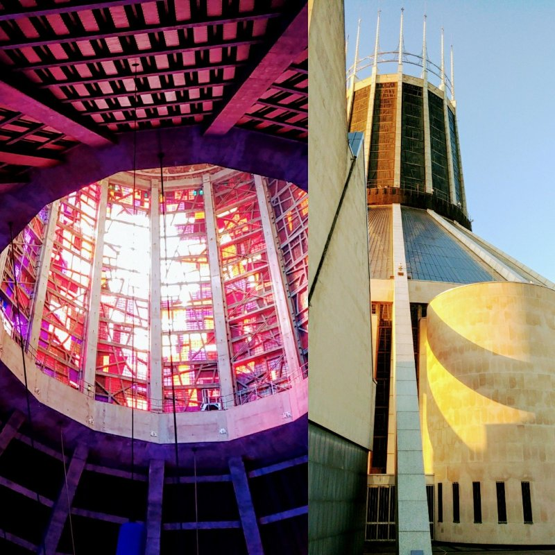 Liverpool Met Cathedral