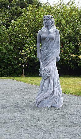 Statue of Sophia, Gladstone's Library
