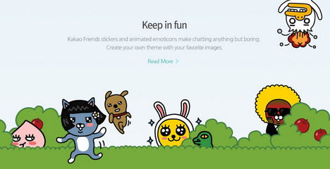 kaokaotalk-chat-app