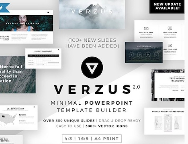 v-minimal-PowerPoint-template