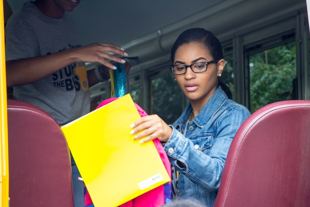 Bee Cosmetics - Stuff The Bus- Young Enterprising Society