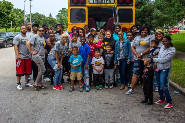 Bee Cosmetics - Stuff The Bus- Bee Cosmetics - Stuff The Bus - Young Enterprising Society