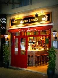 CASA LUCIO 3 BARCELONA que se cuece en bcn restaurantes románticos para san valentin barcelona
