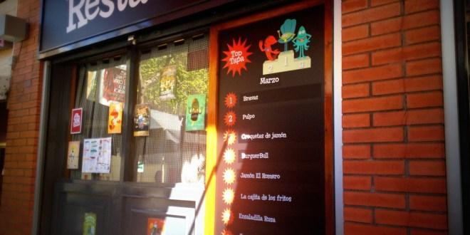 casa de tapes tapas cañota restaurante barcelona que se cuece en bcn