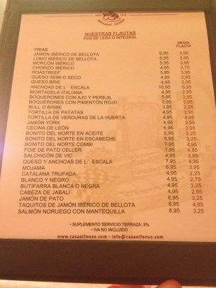 casa alfonso restaurante barcelona que se cuece en bcn blog restaurantes (13)
