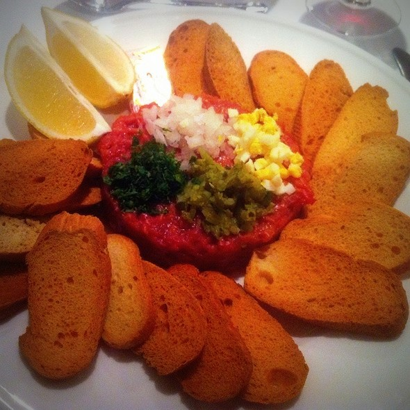 polo steak tartar que se cuece en bcn