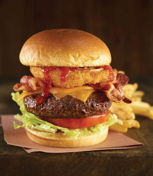 HRC Legendary Burger