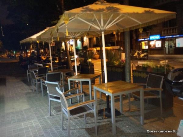 restaurante Thai gardens barcelona que se cuece en bcn donde comer (2)