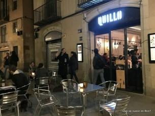 Quillo Bar Restaurante Barcelona Que se cuece en Bcn planes (1)
