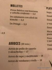 Quillo Bar Restaurante Barcelona Que se cuece en Bcn planes (37)
