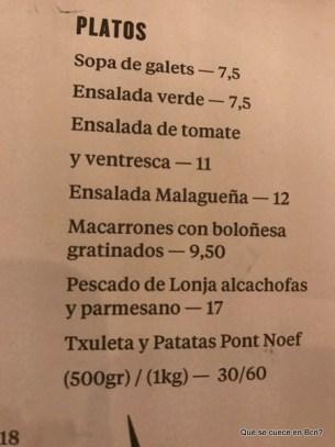 Quillo Bar Restaurante Barcelona Que se cuece en Bcn planes (39)