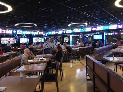 NBA Cafe restaurante que se cuece en bcn planes barcelona (29)