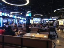 NBA Cafe restaurante que se cuece en bcn planes barcelona (40)