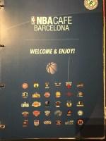 NBA Cafe restaurante que se cuece en bcn planes barcelona (45)
