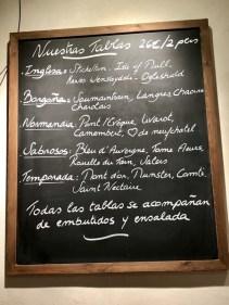 Restaurante La Quesera Barcelona fondues raclettes que se cuece en Bcn (10)
