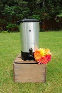 Coffee pot $10