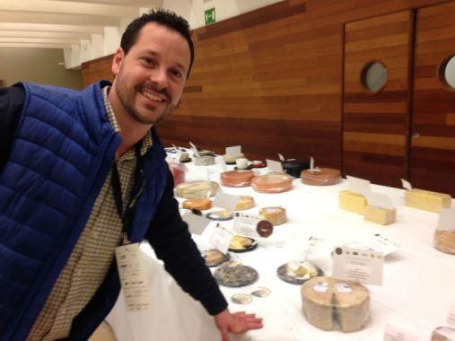 El Cabriteru plata mejor nuevo queso azul del mundo